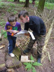 What is the Forest School leaders role?